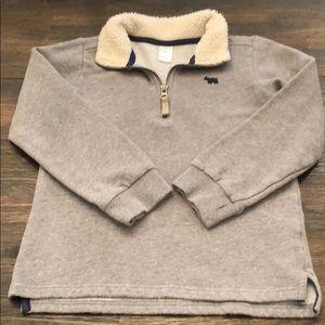 Carter's size 7 quarter zip pullover jacket